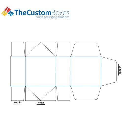 4-Corner-Tray-Tuck-Top-template