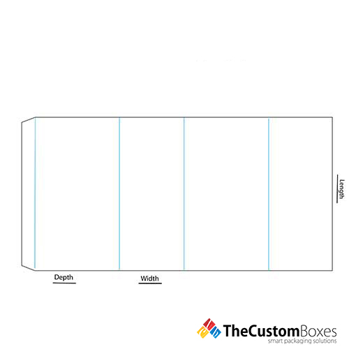 Double-Glued-Side-Wall-Tray-&-Sleeve-template