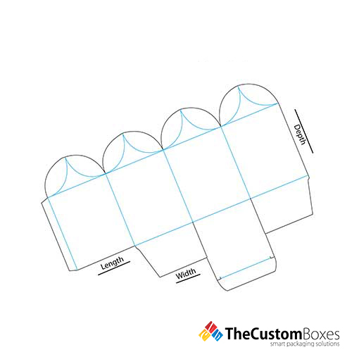Flower-Shaped-Top-Closure-Template