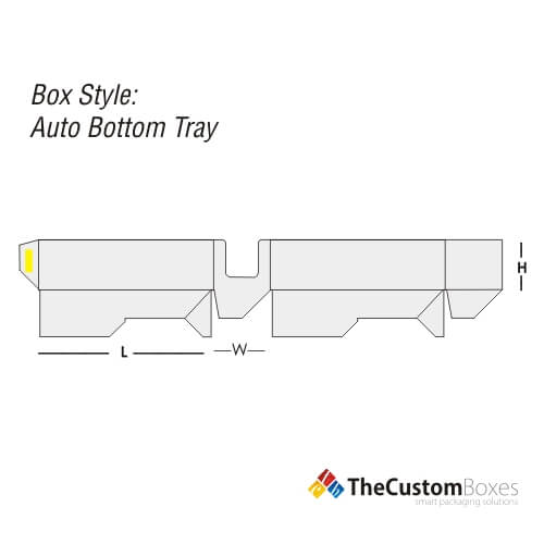 auto-bottom-tray-flat-view-template