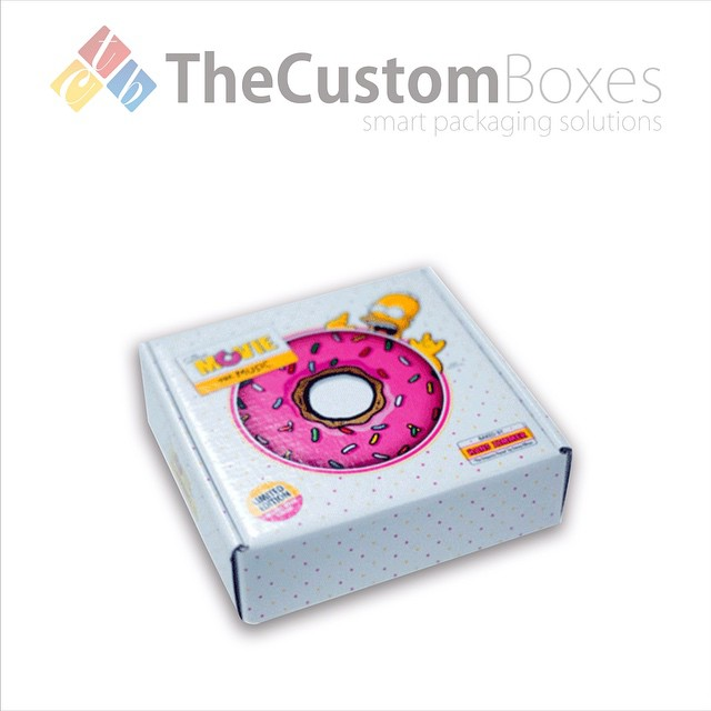 Attract Customer More By Using Donut Boxes
