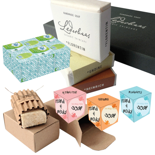 Customized Packaging Makes The Deal - Custom Soap Packaging