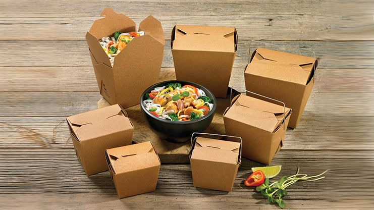 How to Recycle Frozen Food Boxes