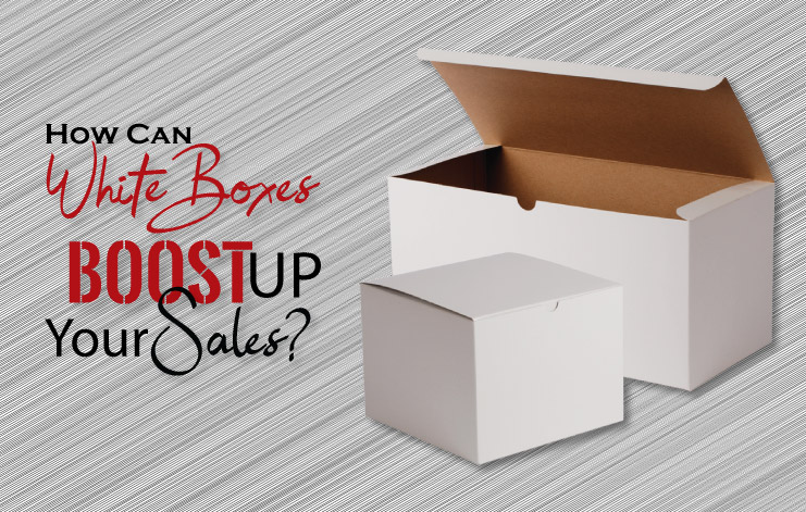 How can white boxes boost up your sales