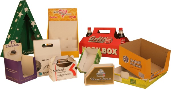 Product Packaging and Custom Packaging