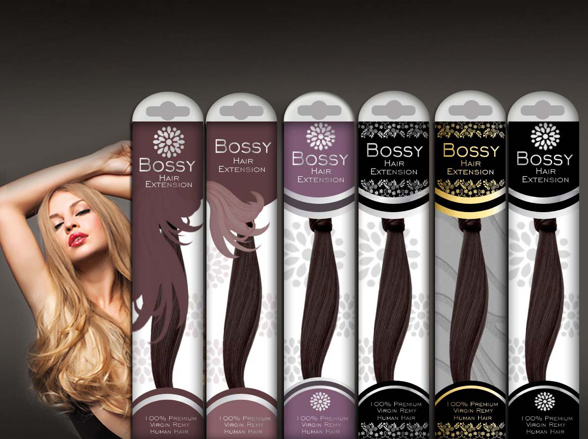 Hair Extension Packaging Specialist Thecustomboxes