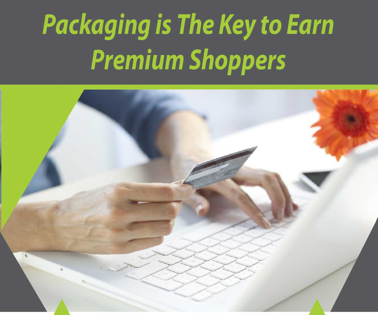 Packaging is the Key to Earn Premium Shoppers