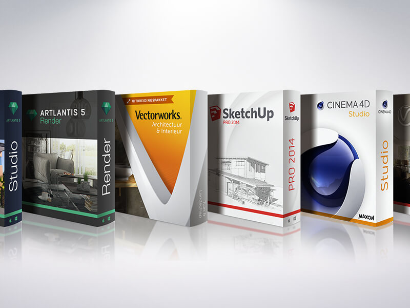3d product packaging software for 3d