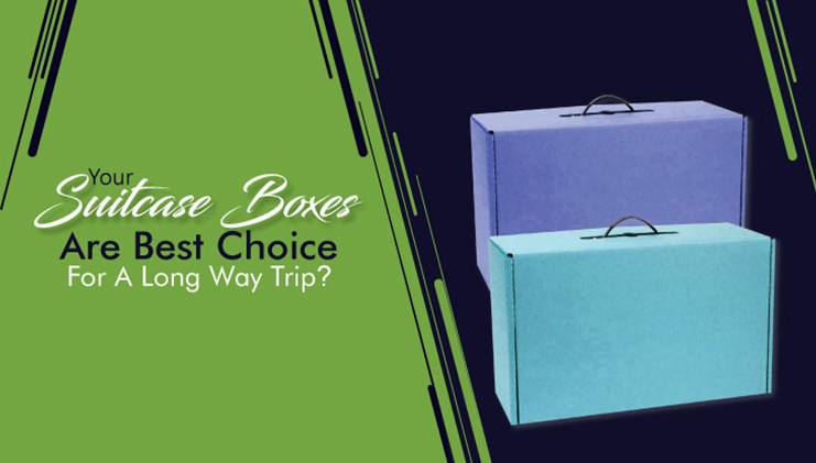 Your suitcase boxes are best choice for a long way trip