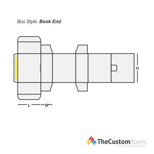 bookend-flat-view-template