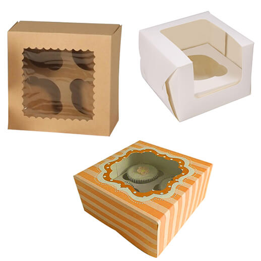 Cupcake Boxes Custom Cupcake Packaging Australia