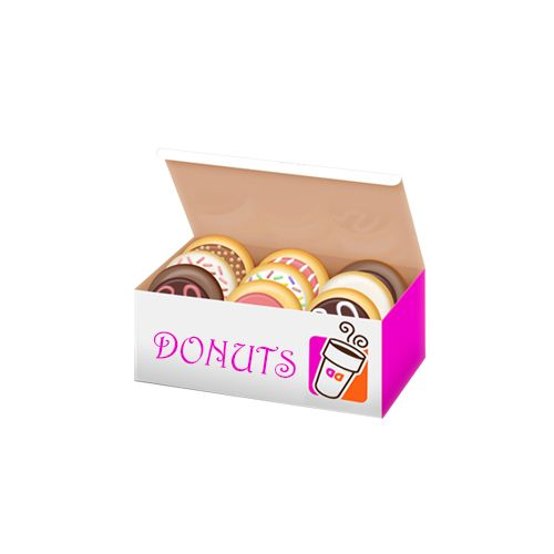 Donut Boxes Custom Donut Boxes Packaging Australia