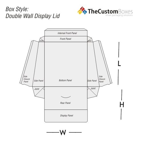 double-wall-with-display-lid-flat-view-template