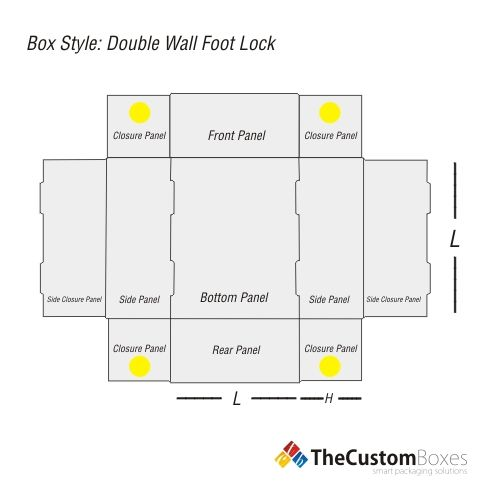 foot-lock-tray-flat-view-template