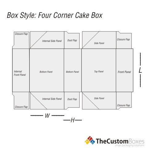 four-corner-cake-box-dimensions