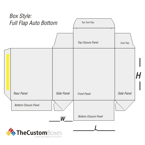 full-flap-auto-bottom-flat-view-template