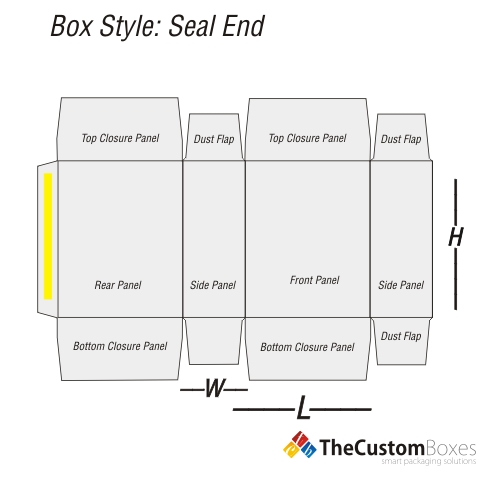 seal-end-flat-view-template